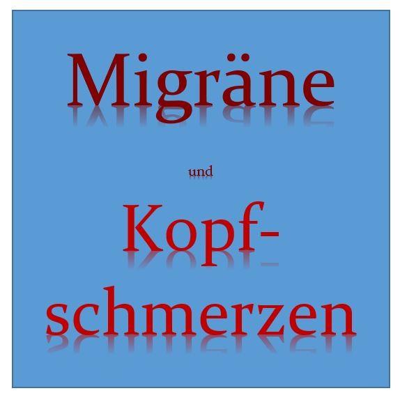 Homöopathie bei Migräne und Kopfschmerzen